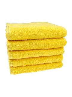 Handdoek Geel 50x100