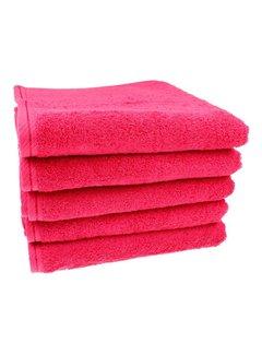 Handdoek Framboos 50x100
