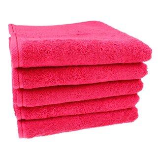 Handdoek Framboos 50x100 cm
