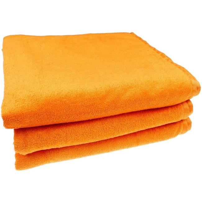 Strandlaken xxl Oranje