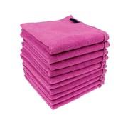 Kappershanddoeken roze