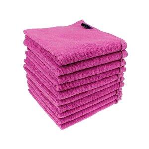 Microvezel kappershanddoeken roze