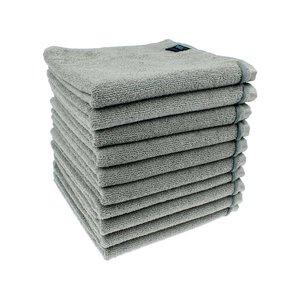 Microvezel kappershanddoeken grijs