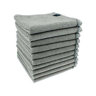 Kappershanddoeken grijs