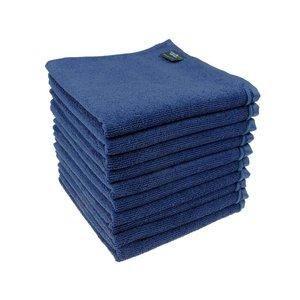 Microvezel kappershanddoeken marineblauw