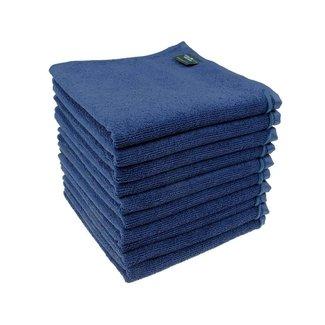 Kappershanddoeken marineblauw