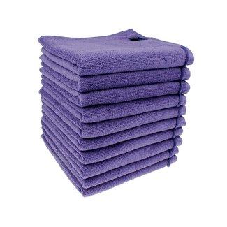 Kappershanddoeken paars