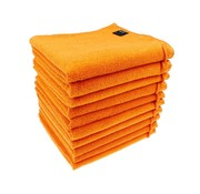 Kappershanddoeken oranje
