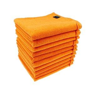Microvezel kappershanddoeken oranje