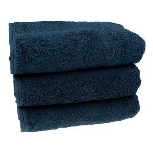 Sauna handdoek - Donkerblauw 80x200 cm