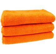 Douchelaken Oranje 70x140 cm