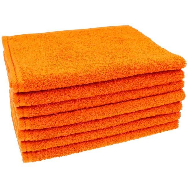 Gastendoekje Oranje 40x50 cm