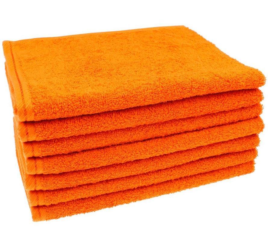 Gastendoekje Oranje 40x50