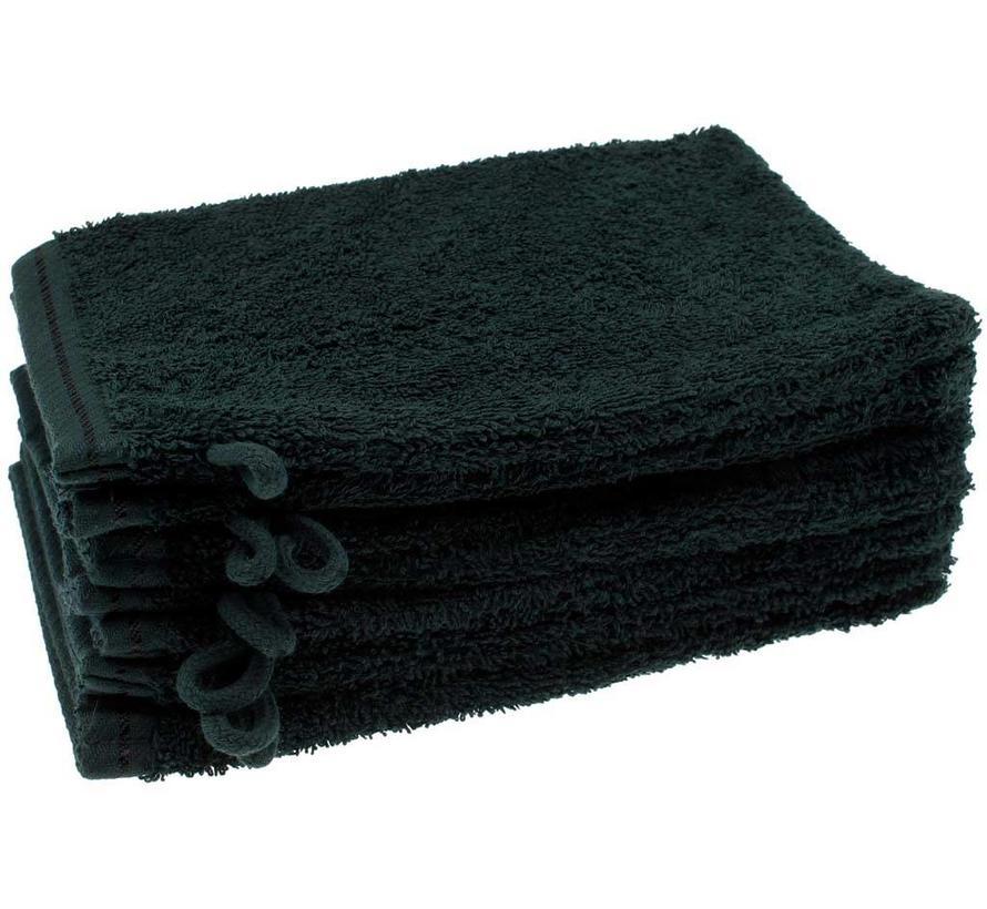Washandje Zwart