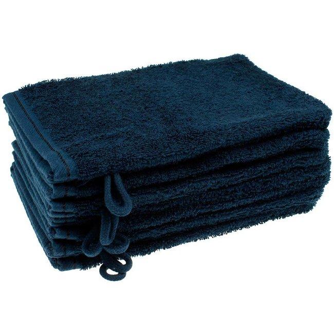 Washandje Donkerblauw 17x24