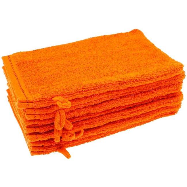 Washandje Oranje