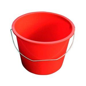 Emmer 10 liter rood