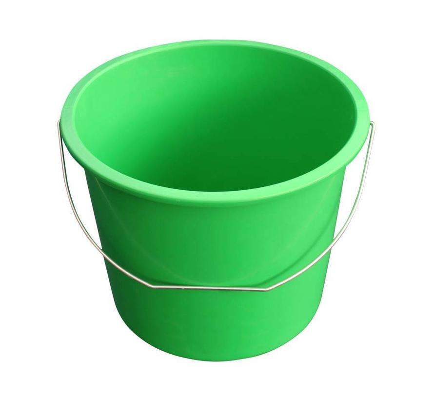Emmer 10 liter groen