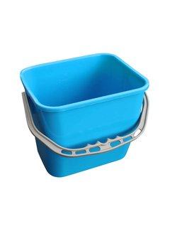 Emmer 12 liter blauw