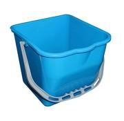 Emmer 17 liter blauw