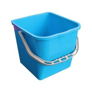 Emmer 25 liter blauw