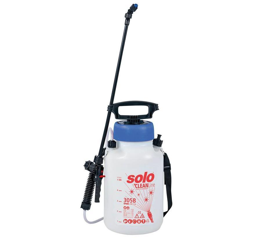 Solo CleanLine Druksproeier EPDM 5l. type: 305-B