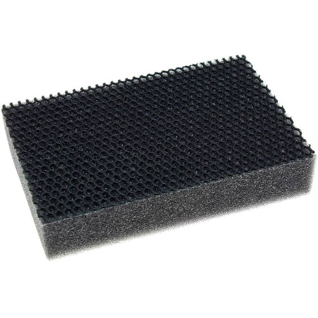Schuurspons industrial zwart