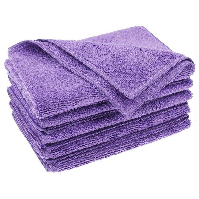 Microvezel wonderdoek soft paars