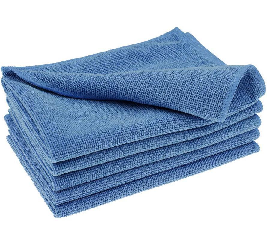 Microvezeldoek Durable blauw