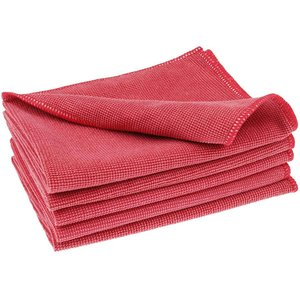 Microvezeldoek Durable rood