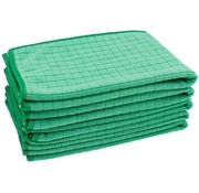 Allround Microvezeldoek Block-tex groen
