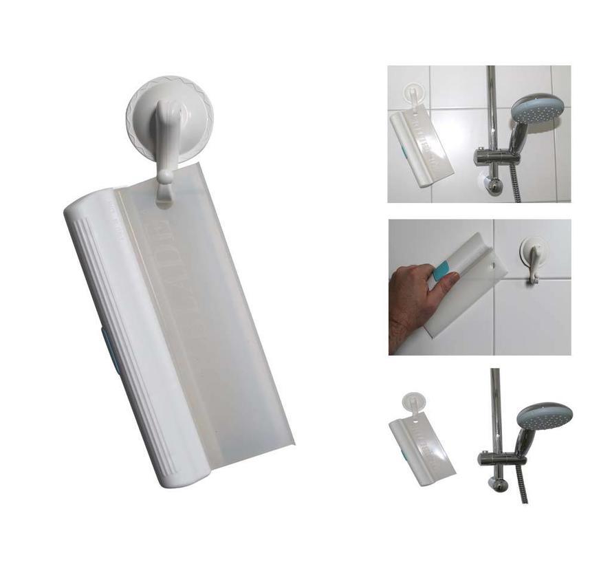 AquaBlade siliconen badkamer / douchewisser 20cm