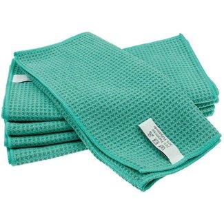 Microvezel mopdoek groen