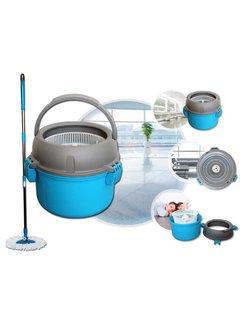 Turbo Mop Spin & Go Kompakt