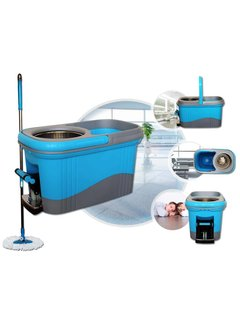 Turbo mop spin & go deluxe