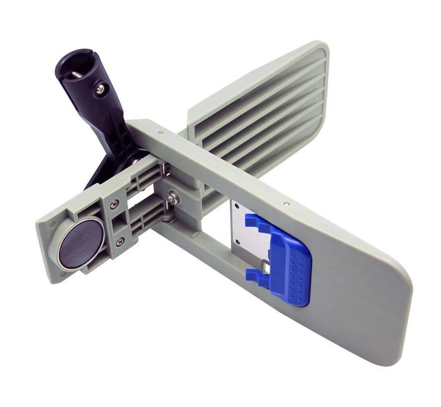 Vlakmophouder met magneetsluiting