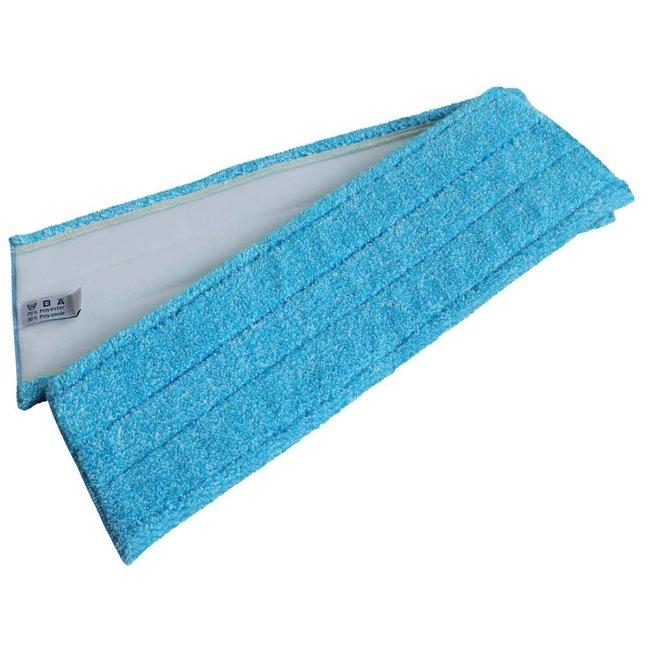 Velcro vloerwisser microvezel soft 44cm