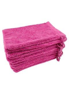 Washandje Roze