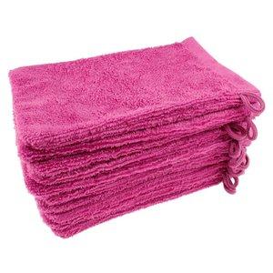 Microvezel Washandje Roze