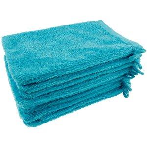 Microvezel Washandje Turquoise