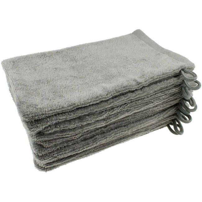 Washandje grijs