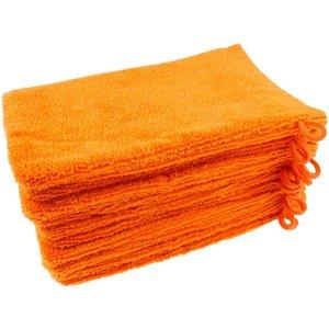 Microvezel Washandje Oranje
