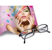 Brillendoekjes 21x15 cm Full color 4.0 bedrukt