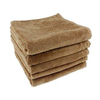 Handdoek walnoot