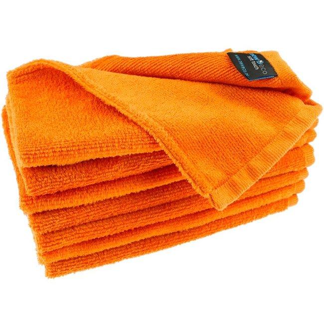 Gastendoekjes oranje