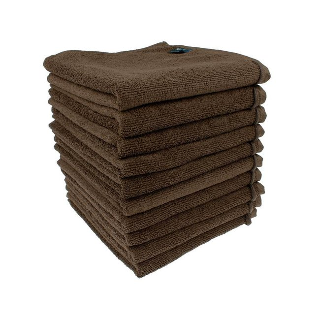 Kappershanddoeken bruin