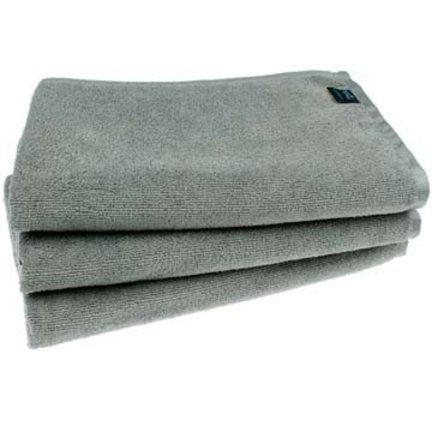 Badhanddoeken van sneldrogende zachte microvezel