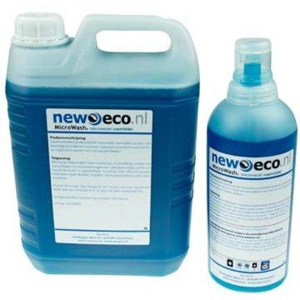 Microvezel Wasmiddel van NewEco