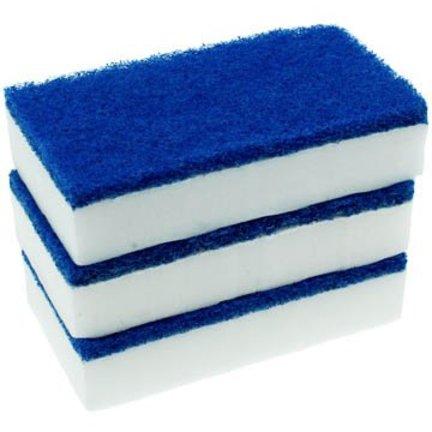 Sponzen van NewEco voor specifieke schoonmaakklussen