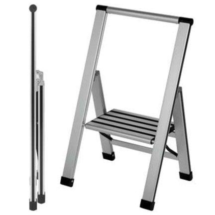 Design huishoudtrappen van aluminium met 10 jaar garantie